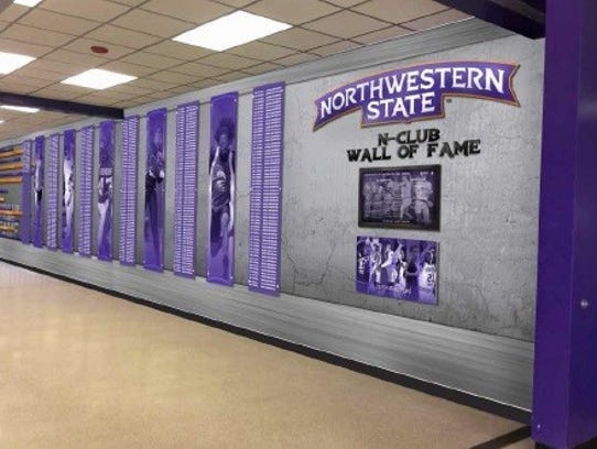 The proposal for the N-Club Hall of Fame includes updated