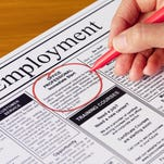 Michigan's unemployment rate has fallen 0.4 percent to 5.9 percent in the latest month.