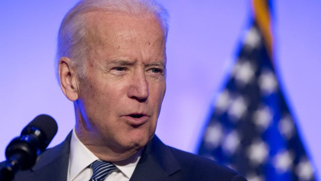 Joe Biden has been a championing the fight for women's rights since he introduced the Violence Against Women's Act in the 90's.