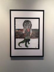 """""""Exquisite Corpse"""" at Markeim Arts Center features"""