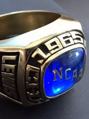 MTSU athletic department officials had this replica