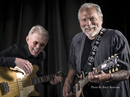 Hot Tuna performs Thursday at the State Theatre of Ithaca.