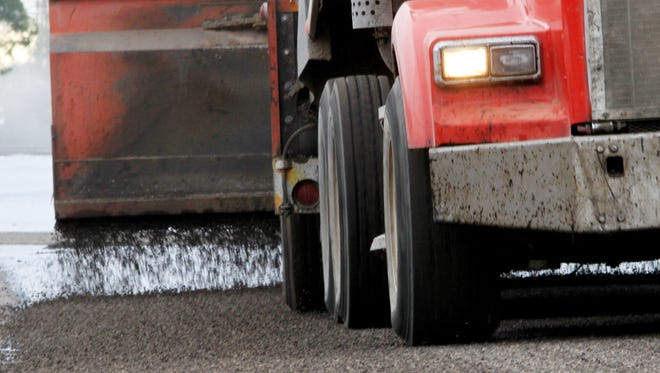 The City of San Angelo has committed $80 million over the next decade to fixing the city's worst streets.