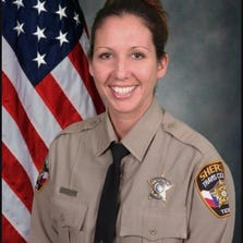 Senior Deputy Jessica Hollis, 35, was found in Lake Austin on Friday after her squad car was swept away by flood waters during a check on low water crossings early Thursday morning, according to Travis County Sheriff Greg Hamilton.