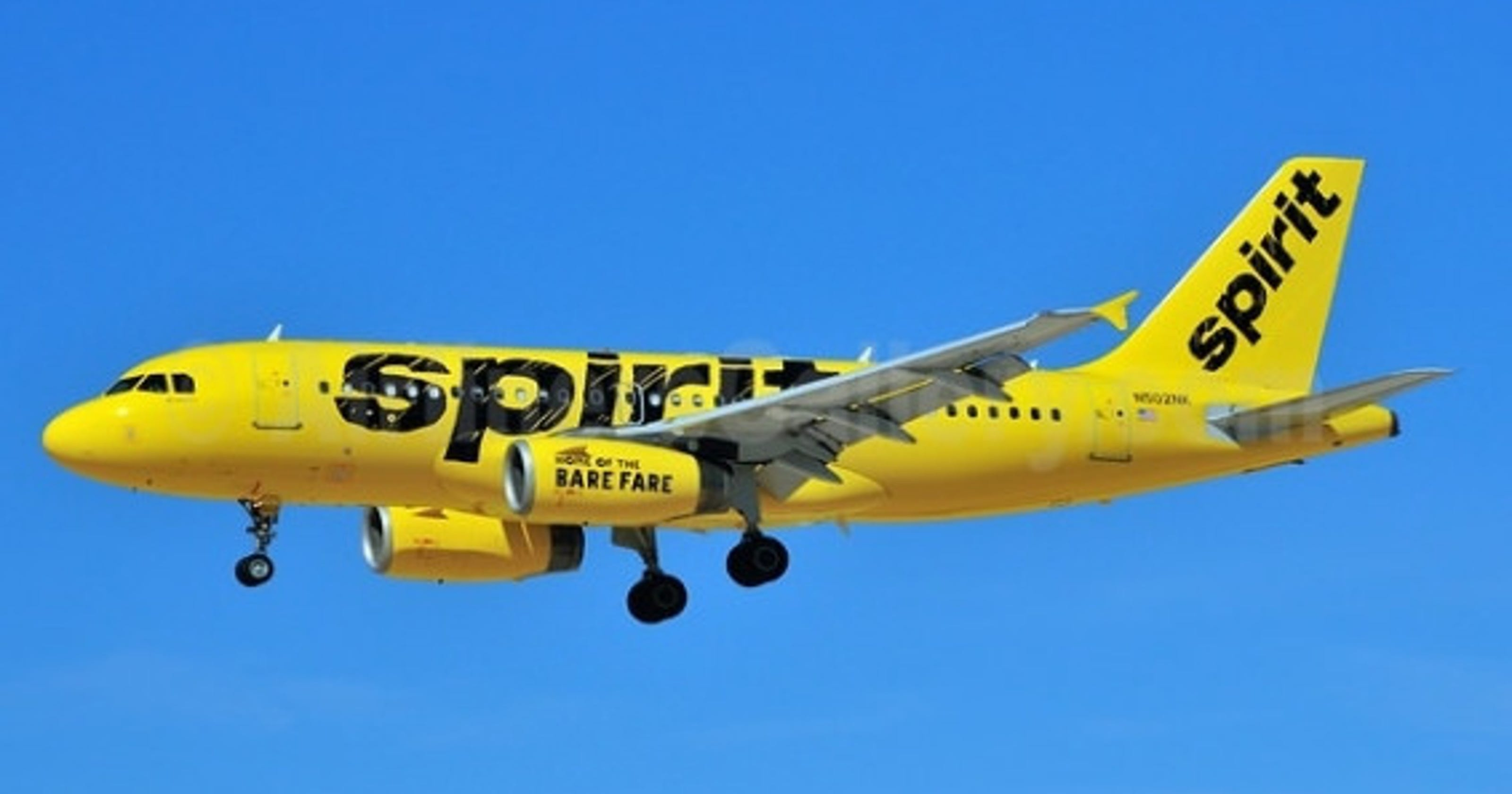 How To Beat The System When Flying Spirit Airlines