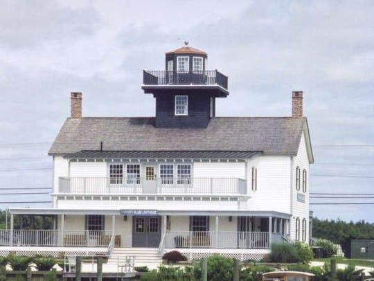Tucker Island Lighthouse