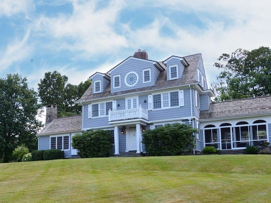 The home in Highland Mills, NY is now owned by actor Victor Garber.