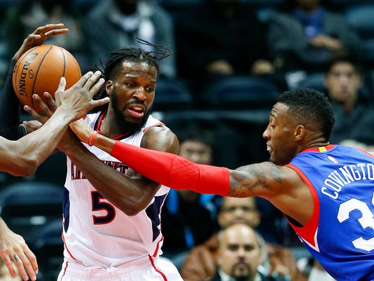 DeMarre Carroll, Robert Covington