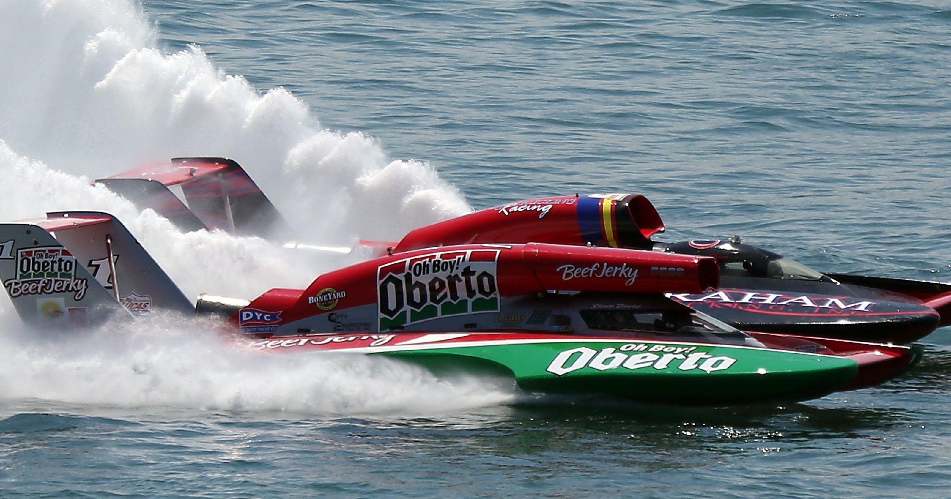 Steve David moves quickly, shakes things up to save hydroplane racing