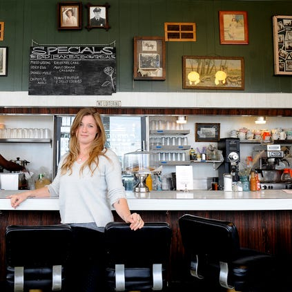 Rose's Fine Food co-owner Lucy Carnaghi says restaurants are more stable when their staffs have incomes they can count on. That's why the diner pays its workers $10 an hour, well above the state minimum wage for restaurant workers.