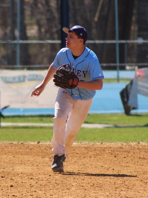 Kevin Woll was 2-for-3 with a triple, three RBI and two runs as Wayne Valley beat Wayne Hills, 13-3, in the teams' second game.