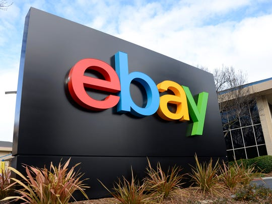 eBay headquarters in San Jose.