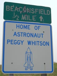 American astronaut Peggy Whitson is the famous former