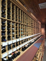 Three Cellars in Oak Creek offers a vast selection