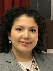 Interim Indiantown Village Manager Teresa Lamar-Sarno