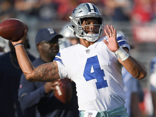 Cowboys 2018 Fantasy Football studs, duds and sleepers
