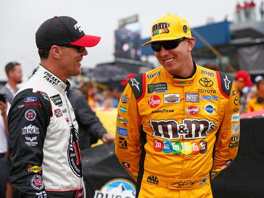 If NASCAR's champ isn't Kevin Harvick or Kyle Busch, the season's end will be a letdown