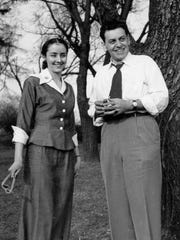 Annette and Bill Kritselis lived long after Bill's