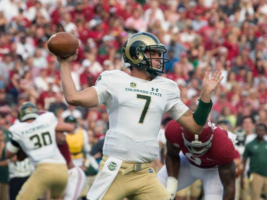 NCAA Football: Colorado State at Alabama