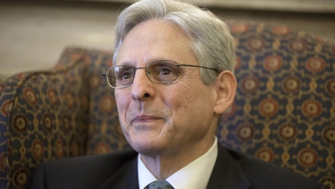 Merrick Garland is President Barack Obama's nominee to the Supreme Court seat left vacant by the death of Justice Antonin Scalia.