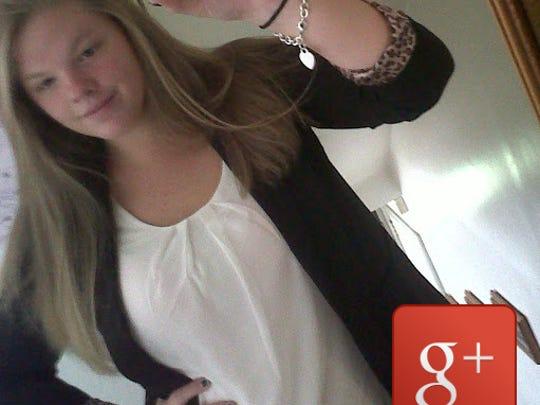 Photo from Megan Bookstaver's Google Plus page. Bookstaver, 23, of Hicksville, Long Island, was fatally shot Sept. 2, 2013, by boyfriend Eric Gaulin at the Gaulin family's West Main Street townhouse in Tarrytown. Eric Gaulin was charged April 15, 2014, with manslaughter and criminally negligent homicide.