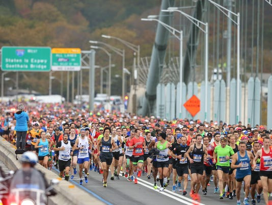 Running: New York City Marathon