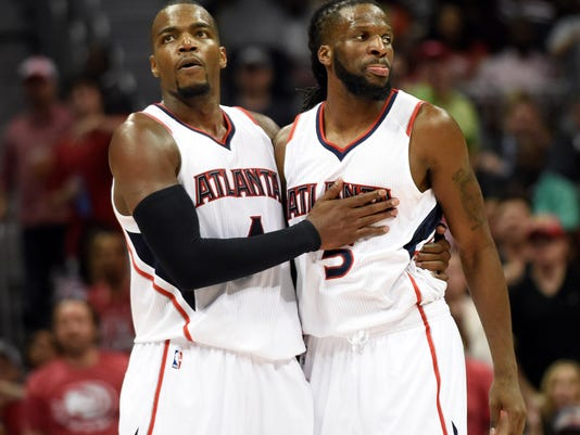 paul millsap and demarre carroll