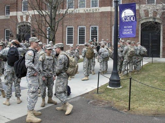 ROTC Centennial