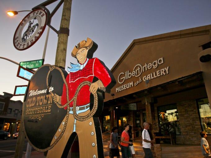 Scottsdale's Historic Register recognizes buildings