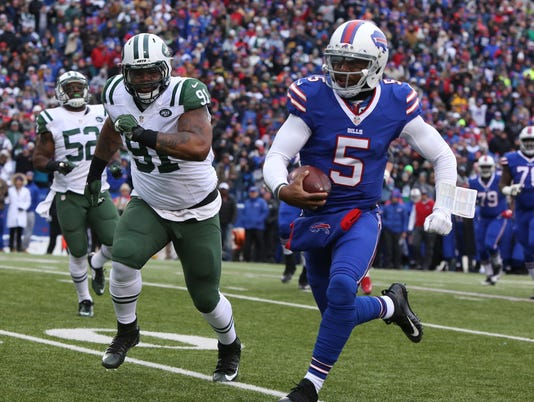 New York Jets vs Buffalo Bills --