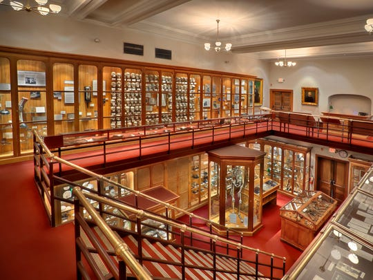 The Mütter Museum has been enlightening visitors since 1863.