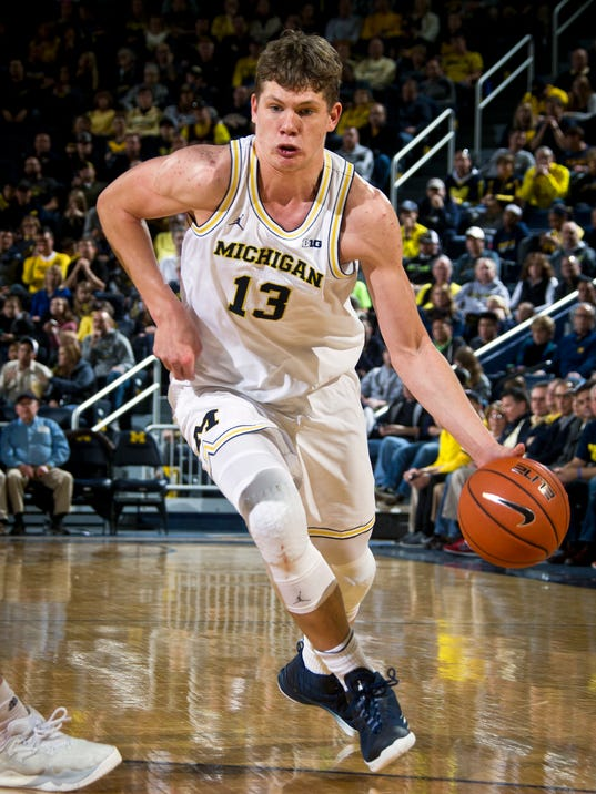 michigan s moritz wagner rounds out