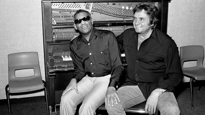 Ray Charles and his country music ties