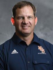 Nashville Christian coach Jeff Brothers