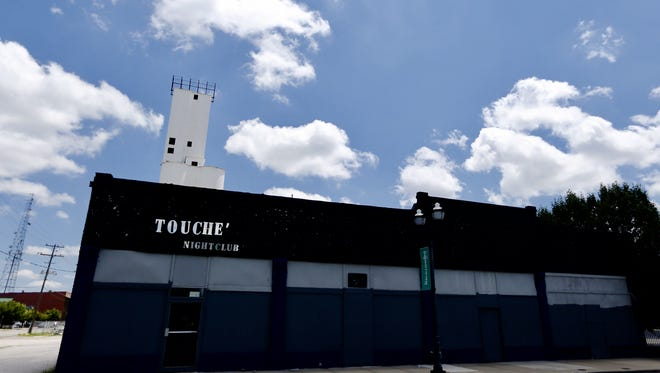 Touché Nightclub is located at 424 N. Boonville Ave. in Springfield.