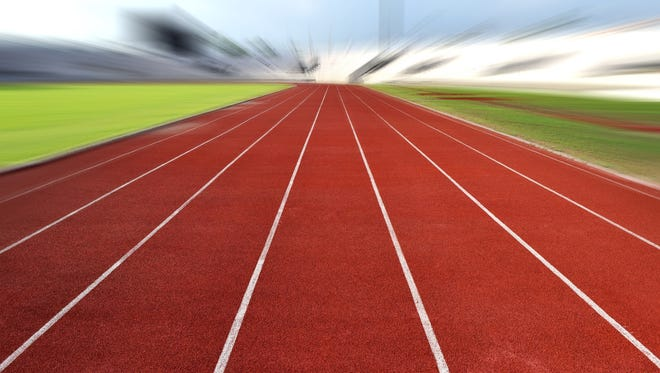 Track results