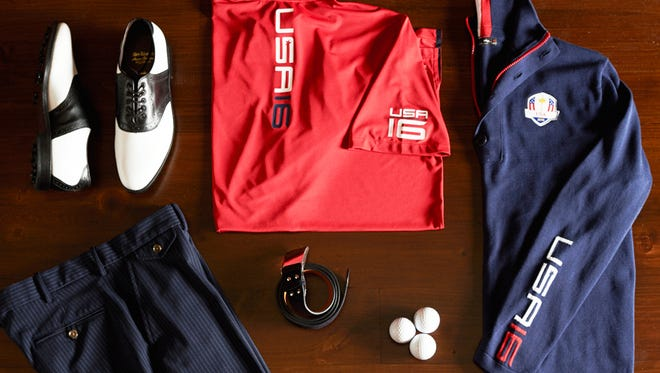 Ralph Lauren will provide uniforms for the U.S. team during the Ryder Cup beginning Sept. 27 at Hazeltine.