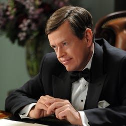 Dylan Baker as Colin Sweeney in 'The Good Wife' in 2014.