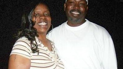 Melissa Primer, of Canton, and her father Frank Primer of Louisville. Melissa was killed in a shooting on Monday.