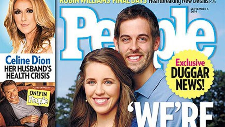 Cover of People Magazine.