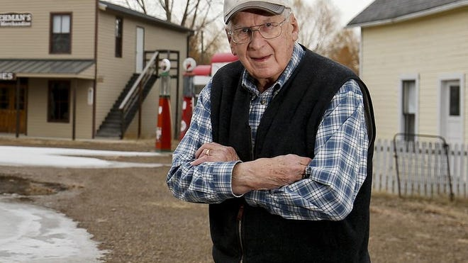 Jack Lepley, 89, leaves behind a legacy of sharing Fort Benton's history with the world.  He was instrumental in forming the Montana Agricultural Center, among many other projects.