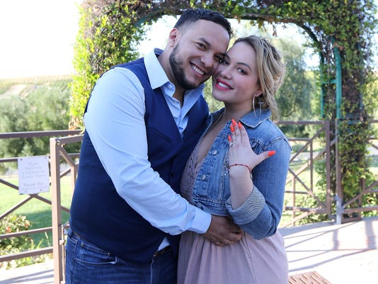 "Universo's ""The Riveras"" - Chiquis' Rivera Wedding Proposal"