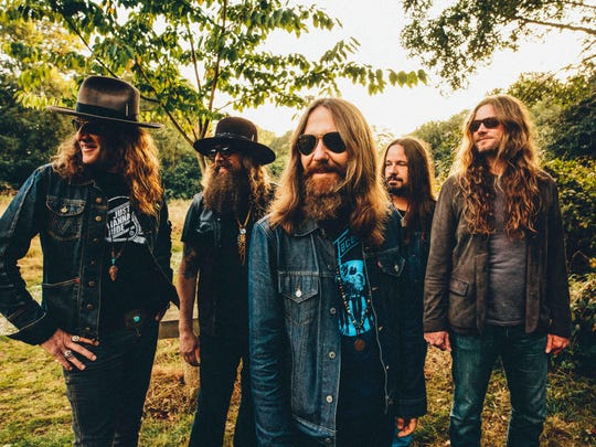 Blackberry Smoke will perform Friday at the Bud Light
