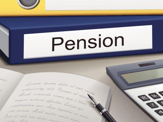 pension binders