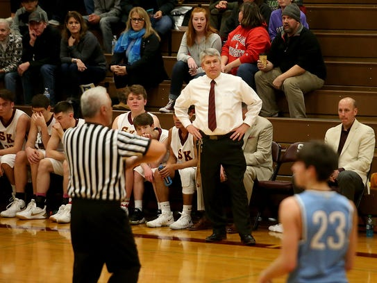 John Callaghan plans to spend one more season on the sidelines for at South Kitsap, then retire from coaching.