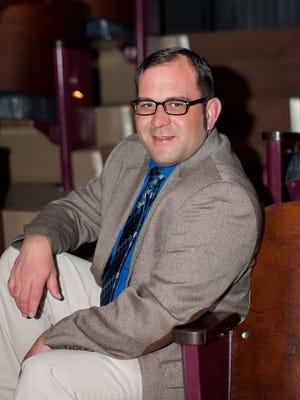 Oak Grove Mayor Adam Holland