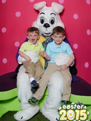 Members of columnist Mark Hinson's family feel the same way about the Easter bunny. Yipes.