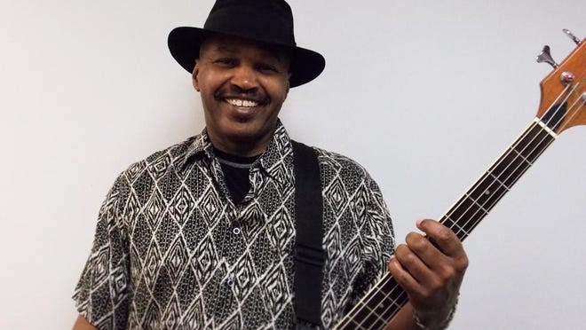 Grand Rapids blues band Asamu Johnson & The Associates of the Blues will perform on July 30.