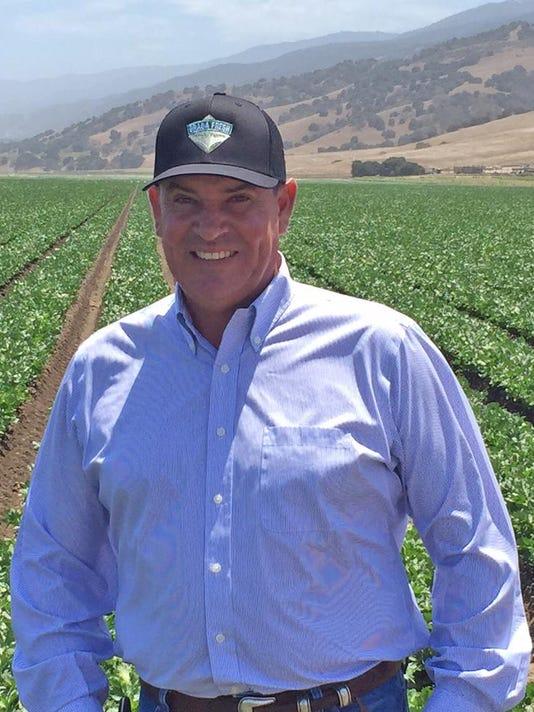 Joe Pulido of Braga Fresh Family Farms