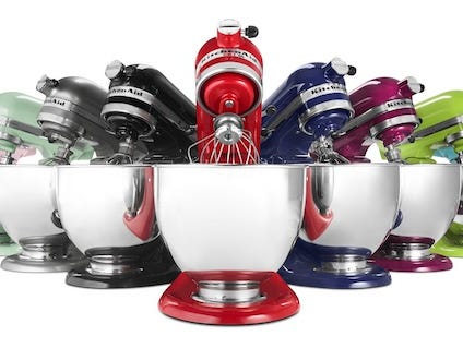 Get ready for the holiday baking season with this classic kitchen appliance.